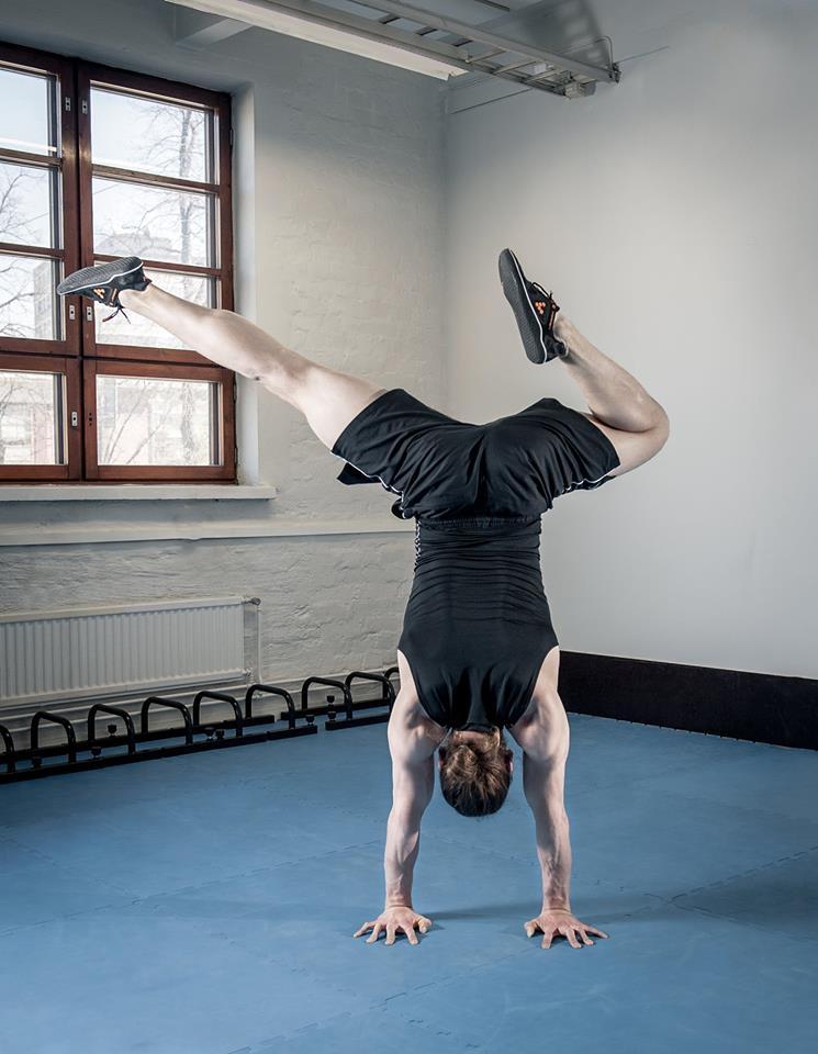jukka rajala bodyweight training