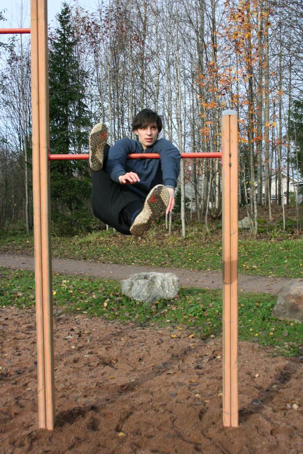 movnat 4 - sliding swing up