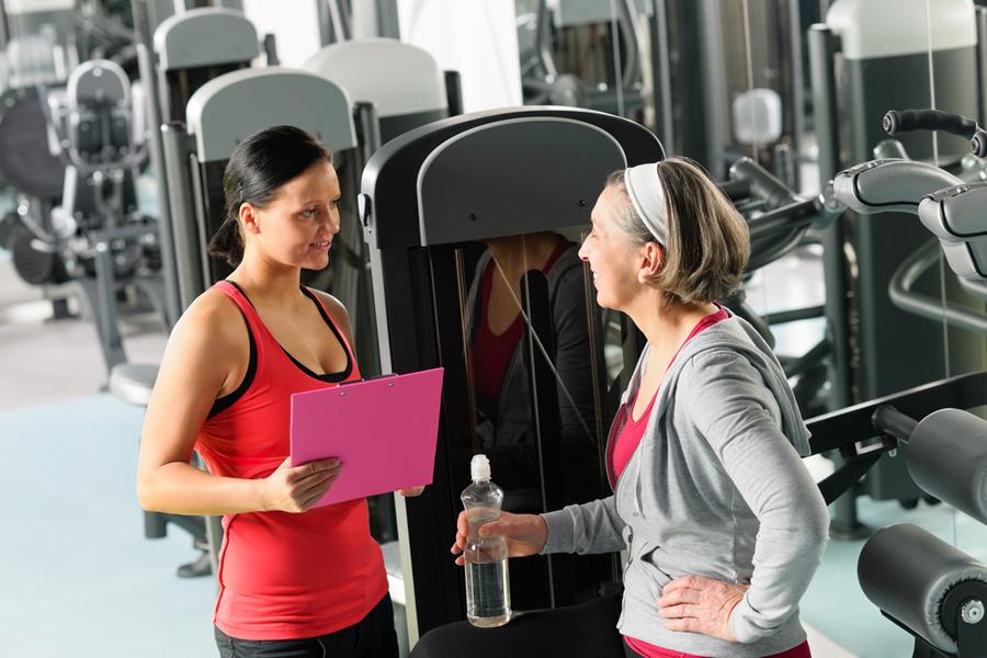 personal trainer kilpailu