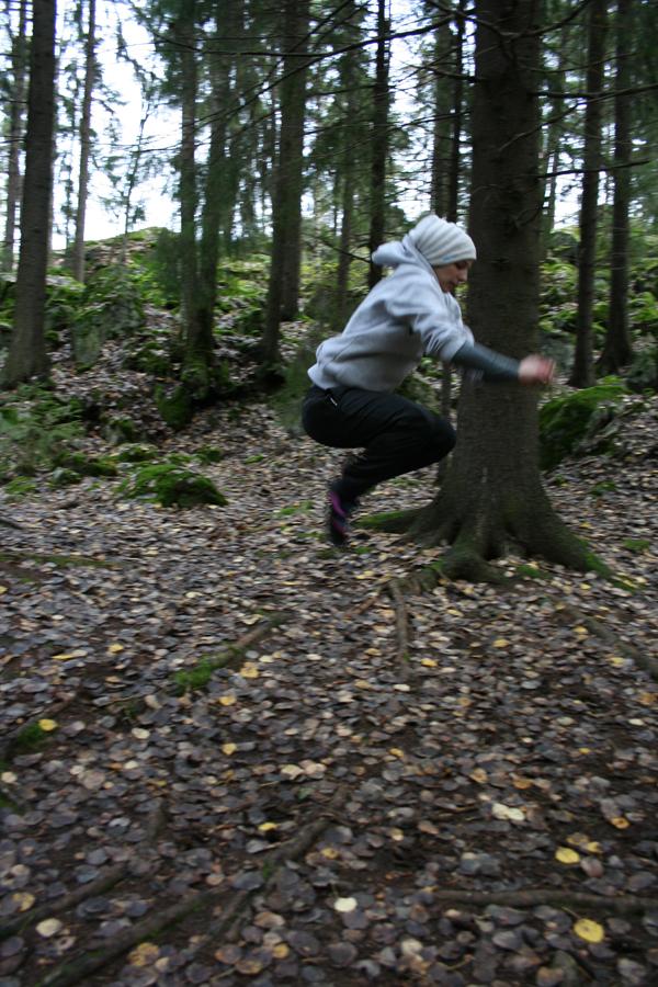 movnat 5 - broad jump