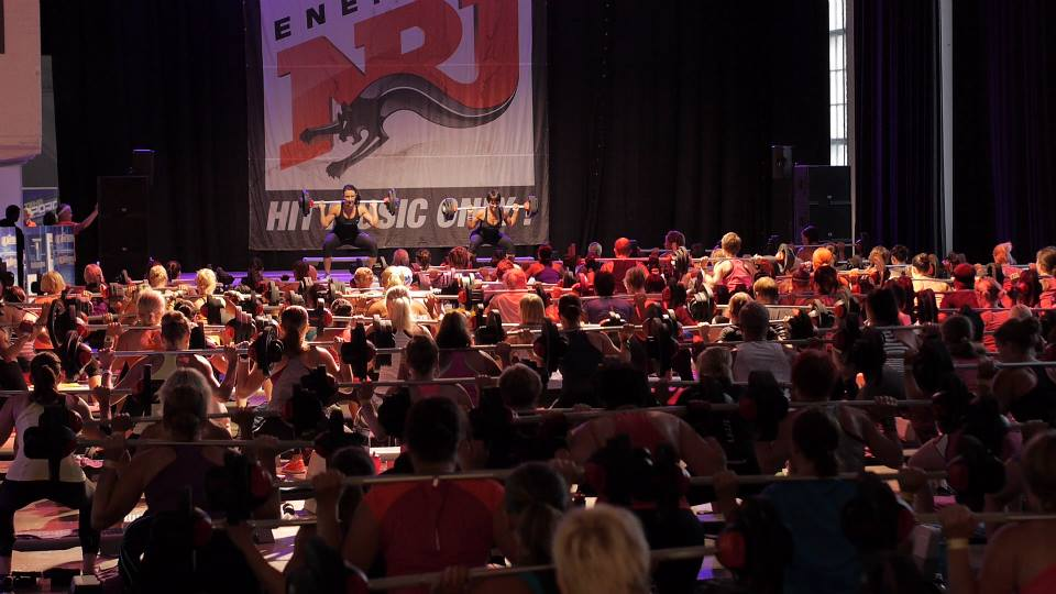 nrj workout 2014