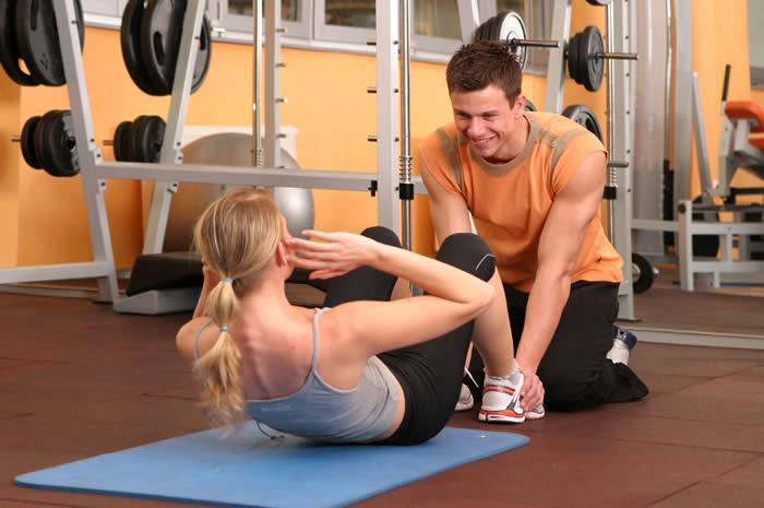 personal trainer tutkimus