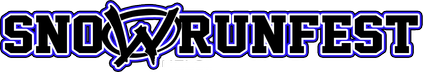 snowrunfest logo helsinki